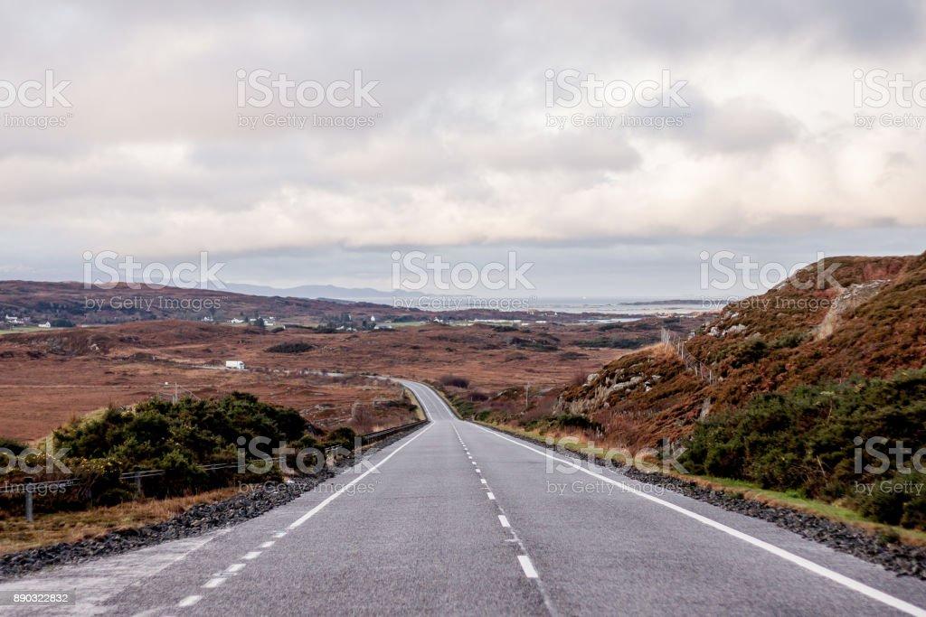 Wilderness road foto