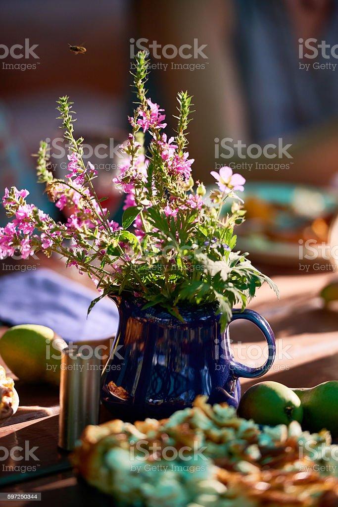 Fleurs sauvages  - Photo