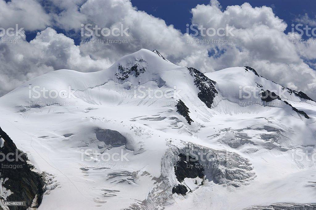 Wildspitze royalty-free stock photo