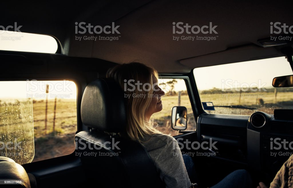 I will drive as soon as you get tired stock photo