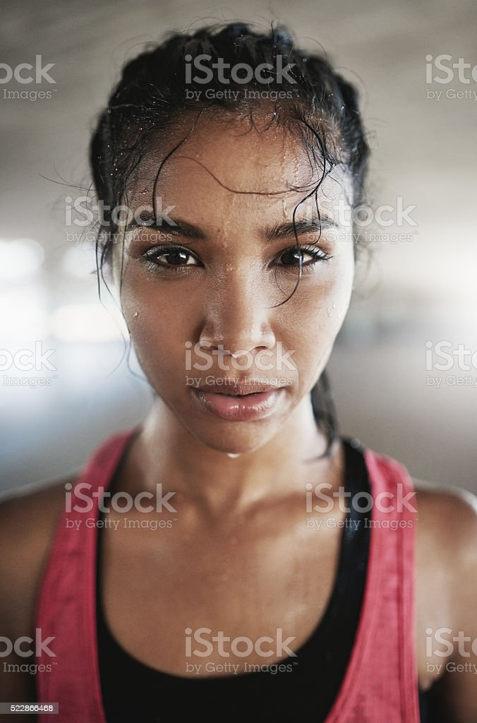 I will persist until I succeed stock photo