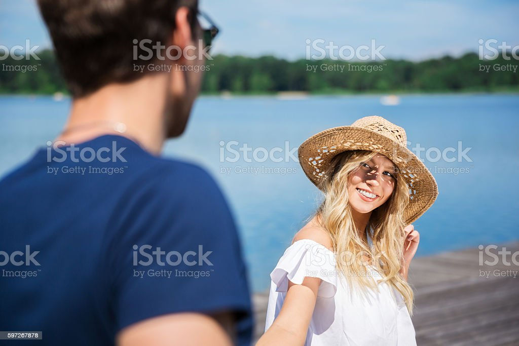 I will seduce you royalty-free stock photo