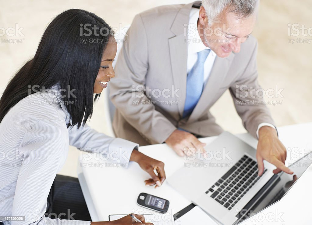 I will show you how it's done... royalty-free stock photo