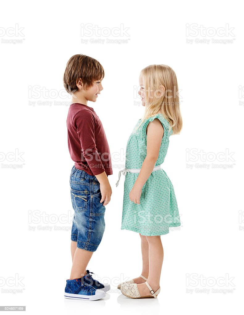 Will you be my best friend? stock photo