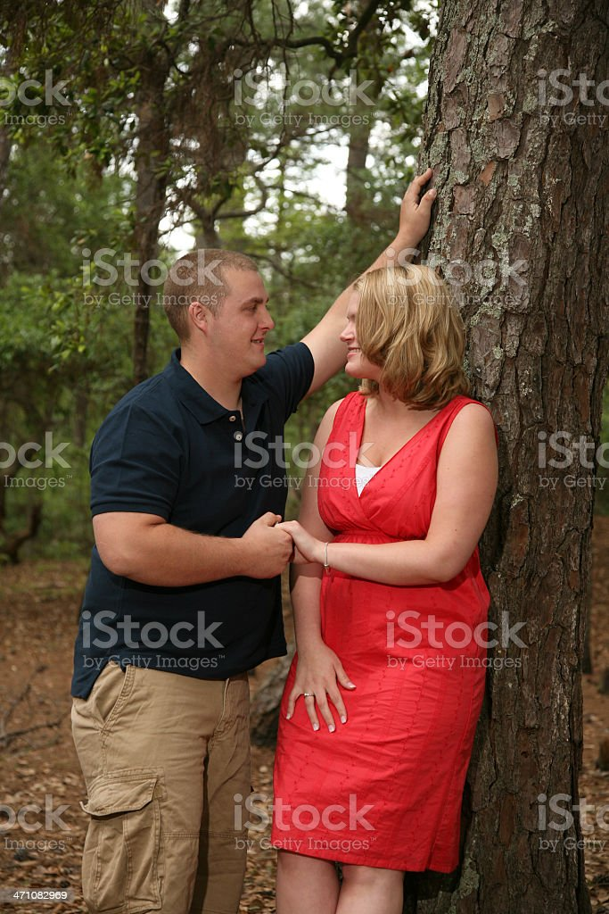 Will you marry me royalty-free stock photo