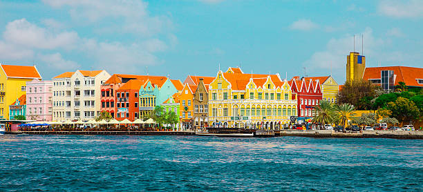 Willemstad, Curasao - Island in the southern Caribbean