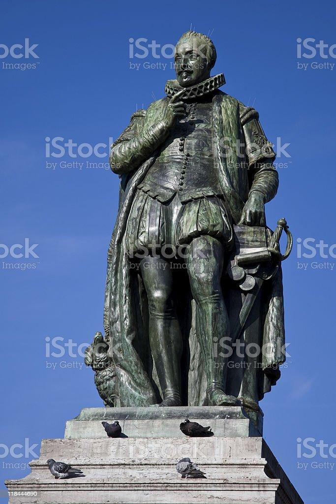 William of Orange (Willem van Oranje) stock photo