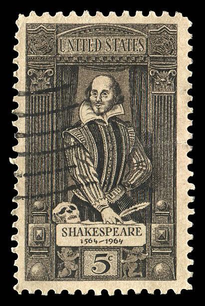 william shakespeare (xxl - drehbuchautor stock-fotos und bilder
