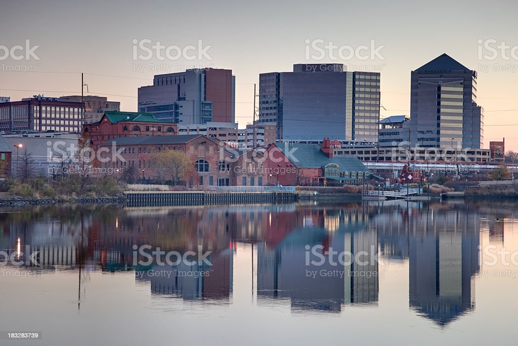 Wilmington, Delaware royalty-free stock photo