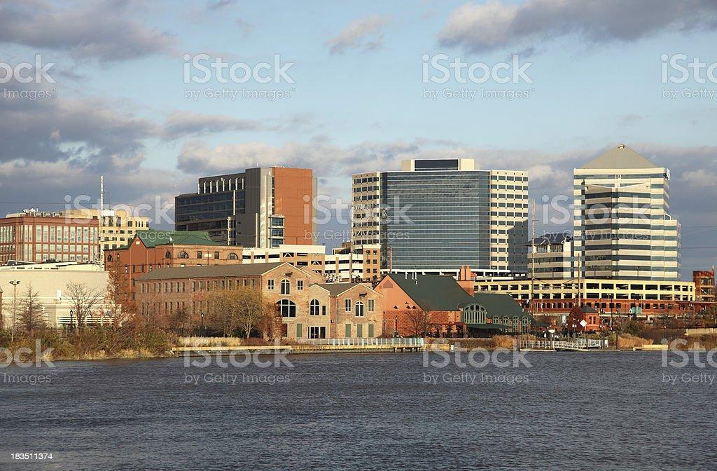 Wilmington Delaware royalty-free stock photo