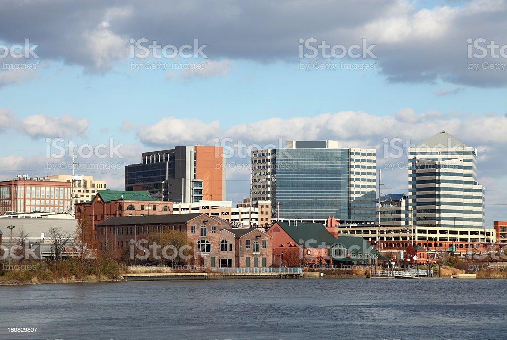 Wilmington Delaware stock photo