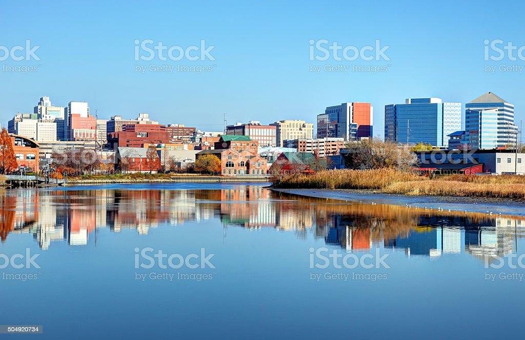 Wilmington, Delaware stock photo