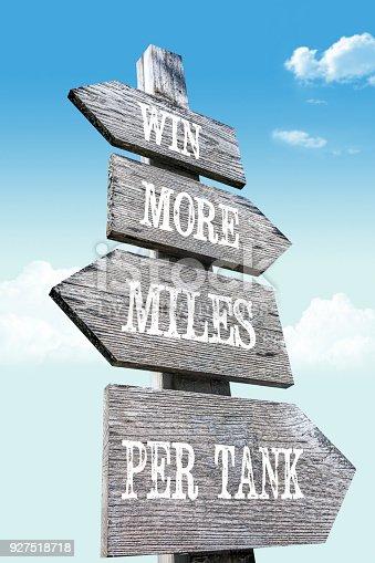 istock Win more miles 927518718