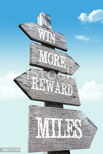 istock Win more reward miles 933274154