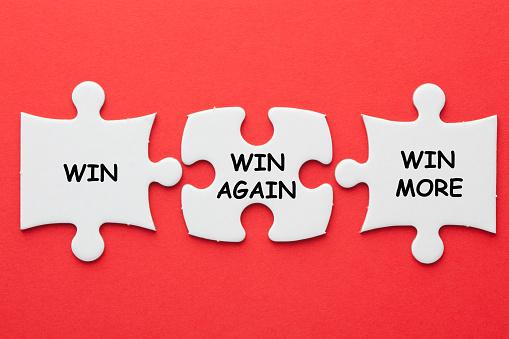 istock Win Win Again Win More 1160583671