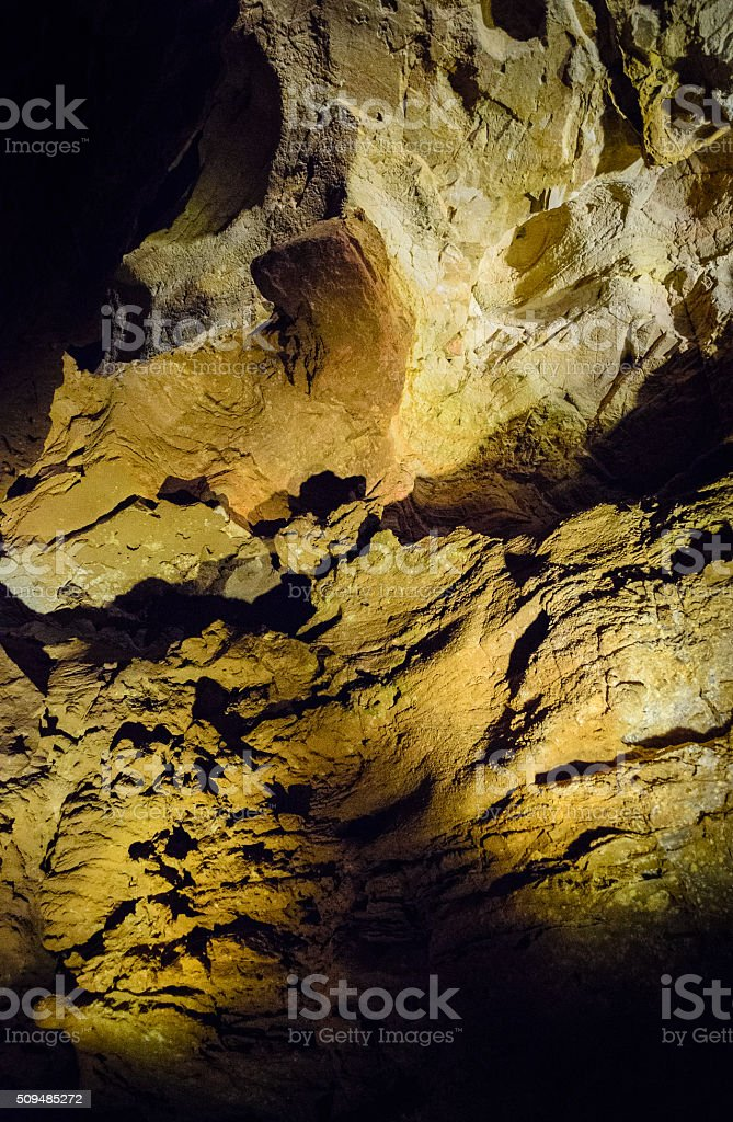 Wind Cave National Park stock photo