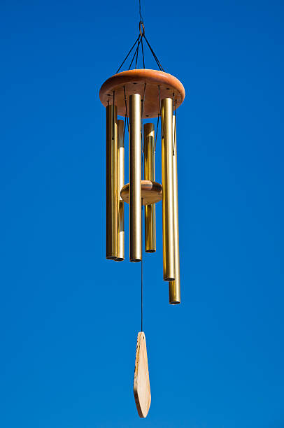 how wind chimes occur and its effects