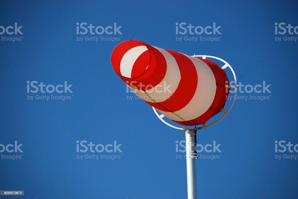 Wiatr Stożek zbiór zdjęć royalty-free