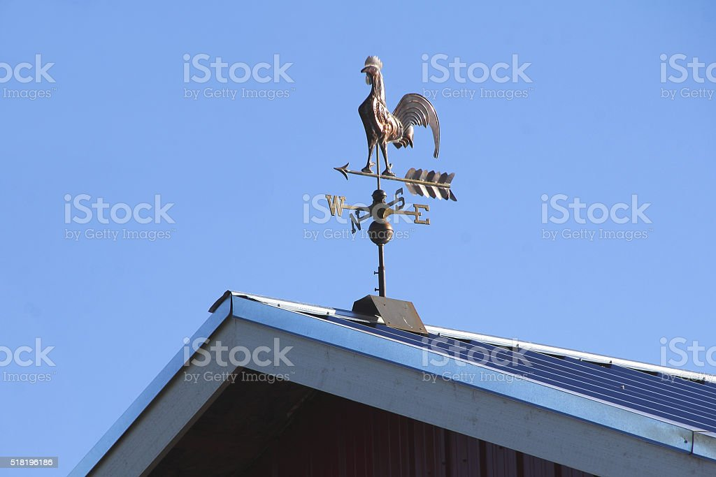 Wind Direction stock photo