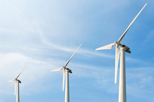 Bläst In Zukunft Windenergie In Amarillo Stockfoto und mehr Bilder von Agrarbetrieb
