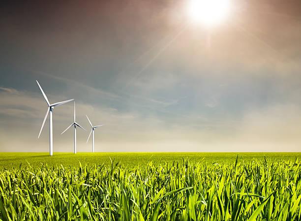 Wind-Energie – Foto