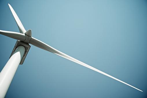 Windenergie Stockfoto und mehr Bilder von 2015