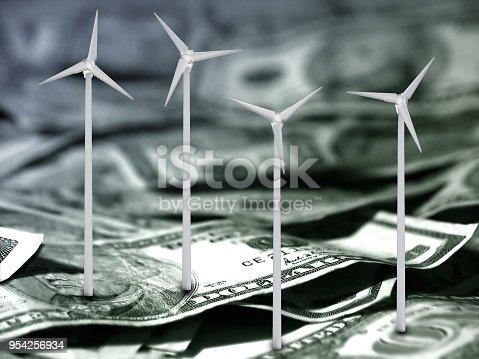 istock Wind energy 954256934