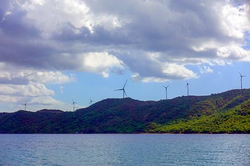 Wind farm next the sea