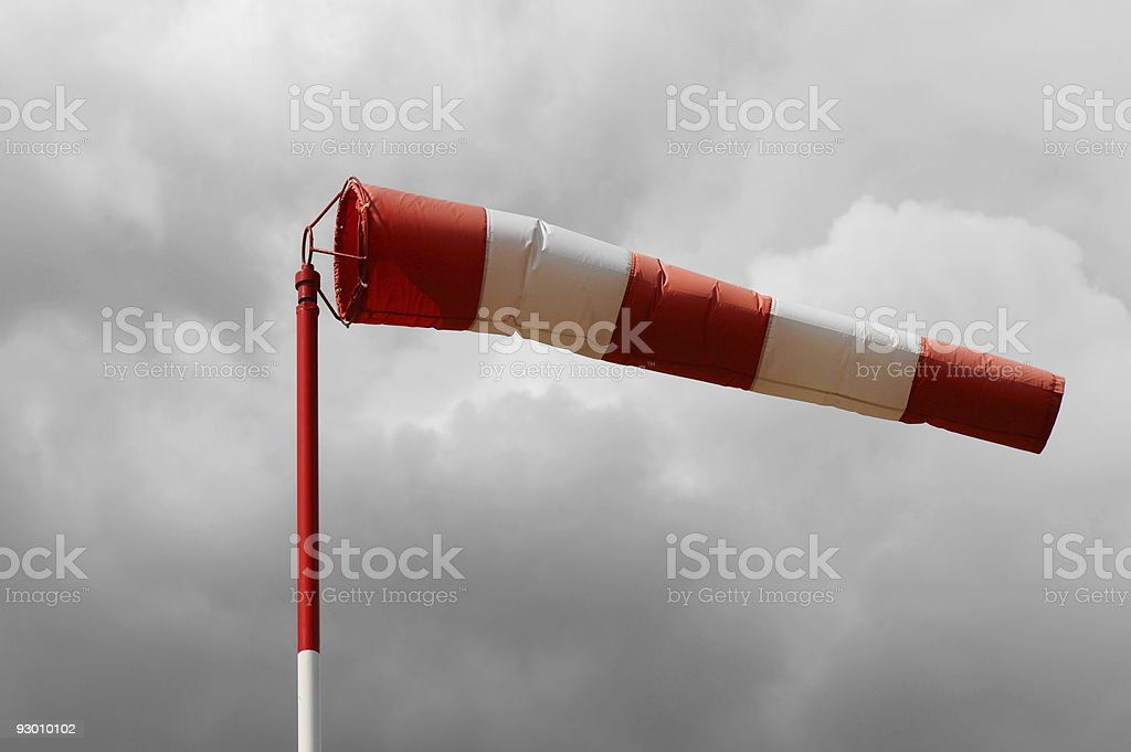 Wind Pant royalty-free stock photo