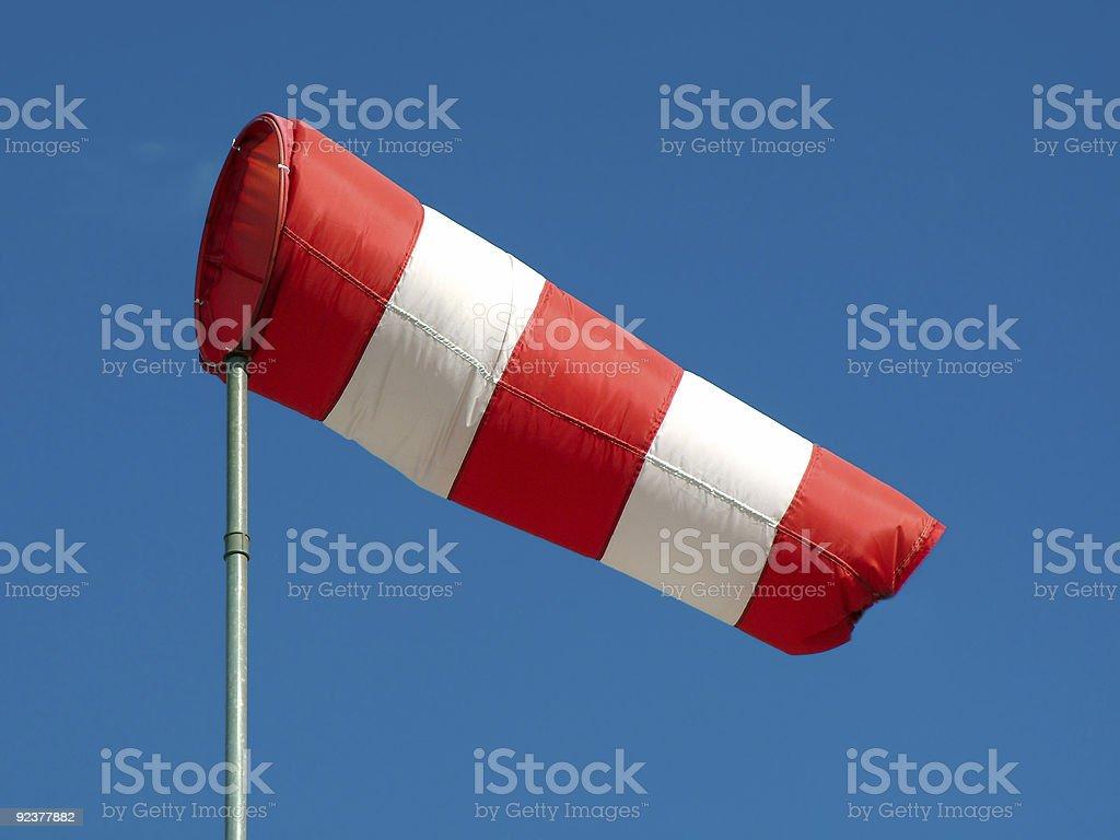 Wind sock royalty-free stock photo