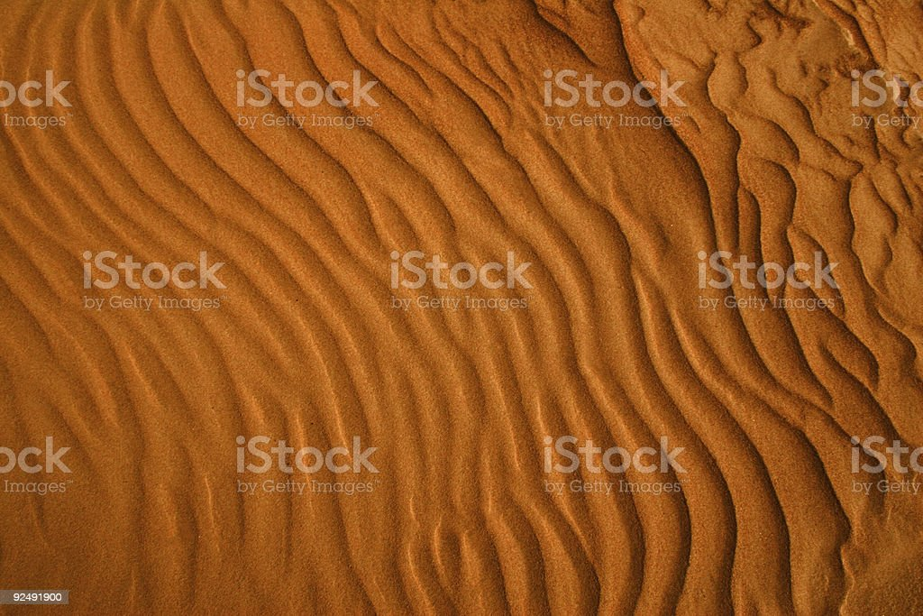 Wind traces royalty-free stock photo