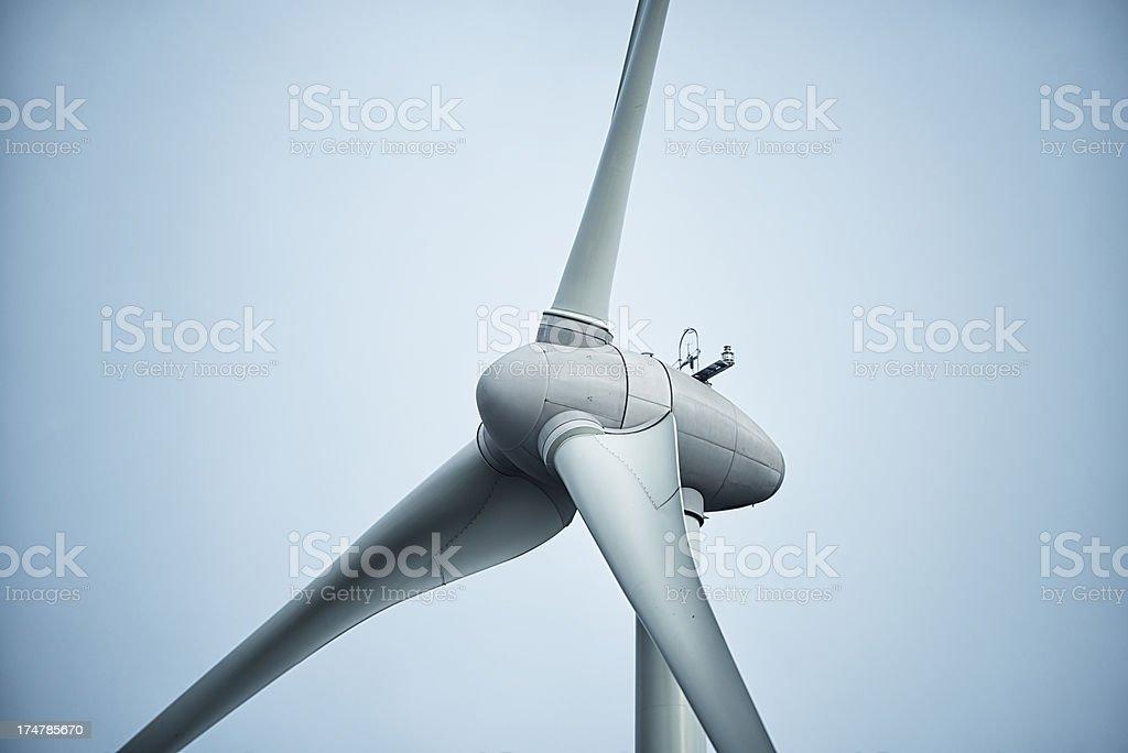 Wind Turbine, Energiewende royalty-free stock photo