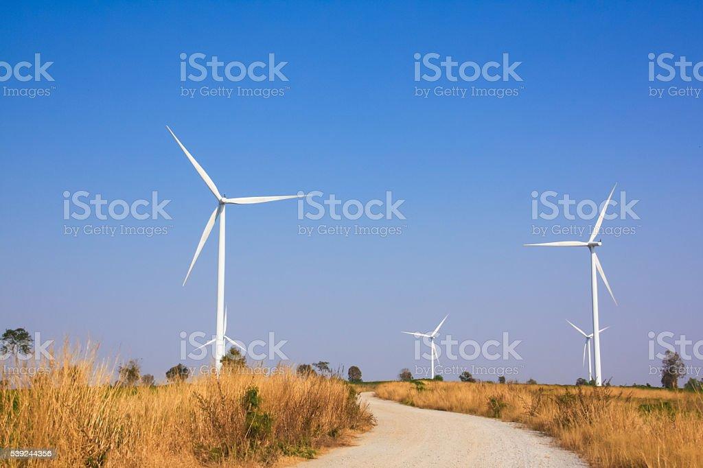 Turbina de farm  foto de stock libre de derechos