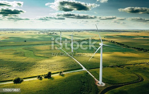 wind turbine in usa