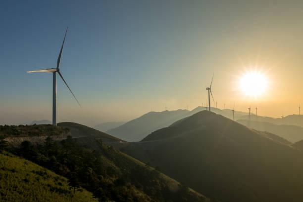 Windkraftanlage – Foto