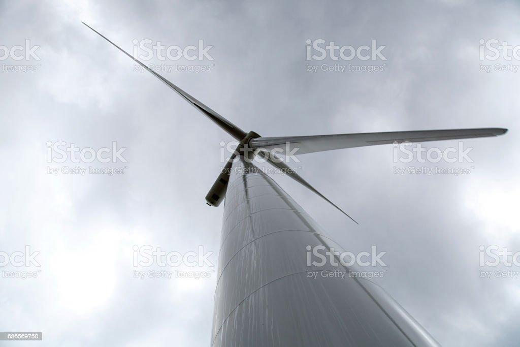 Wind Turbine photo libre de droits