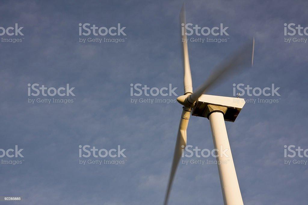 Wind Turbine royalty-free stock photo