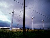 istock Wind Turbines, Hawaii. 175999701