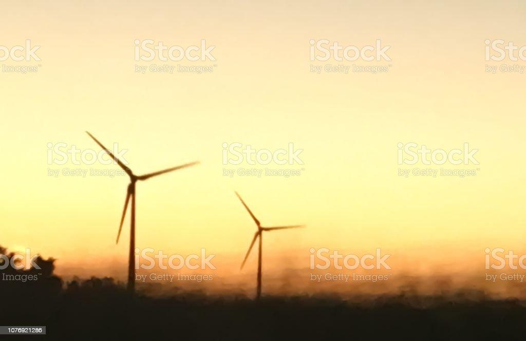 Éoliennes - Photo