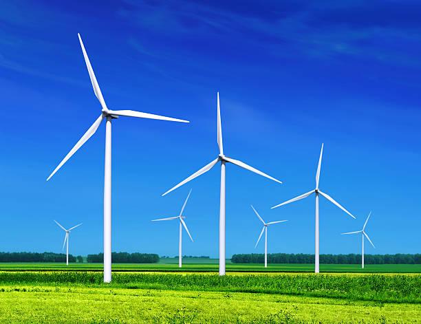 Windturbinen – Foto