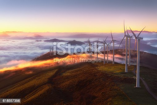 istock wind turbines 618557356