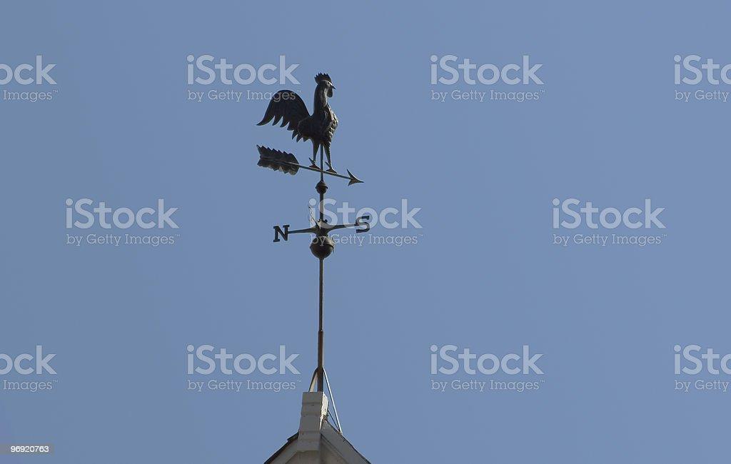 Wind Vane royalty-free stock photo