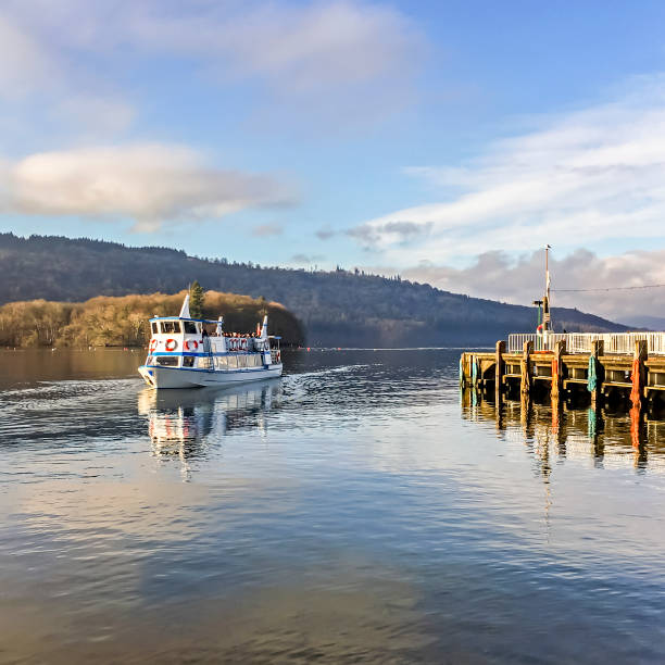 Windermere Vergnügungsdampfer – Foto