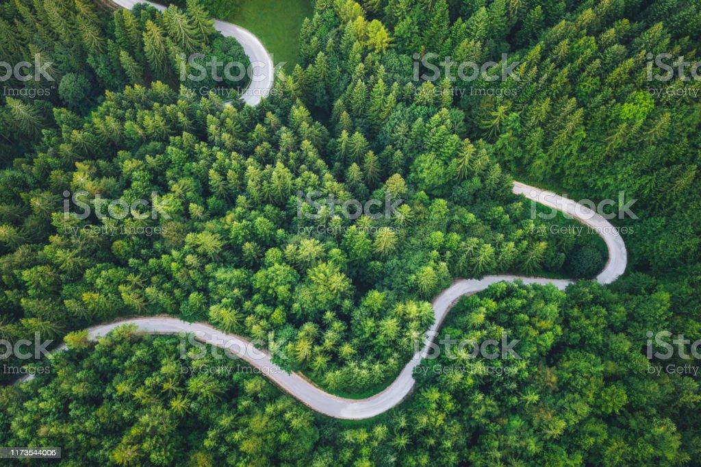 Sargı Yolu - Royalty-free Araba yolculuğu Stok görsel