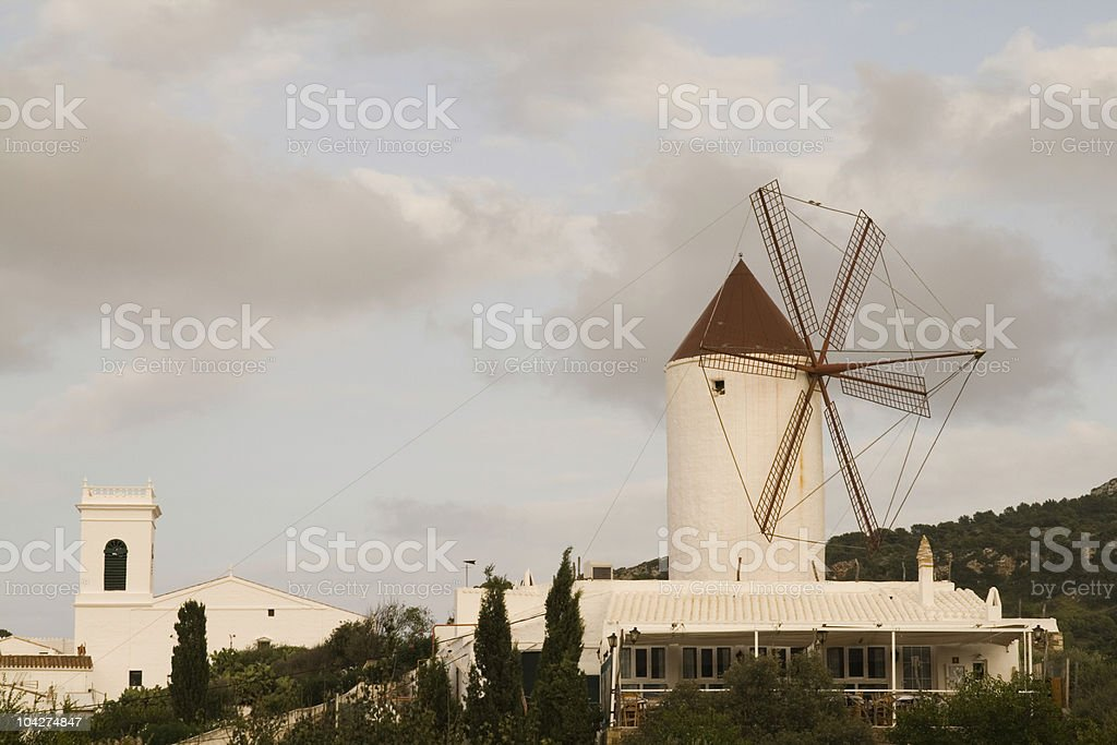 windmühle royalty-free stock photo
