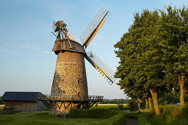 Windmühle Eilhausen (Luebbecke, Deutschland) – Foto