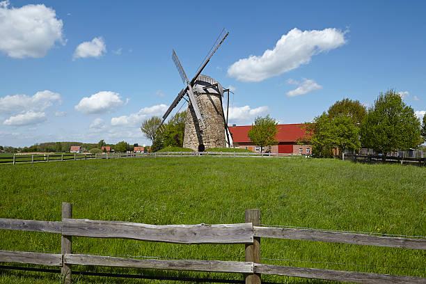 Windmühle Grossenheide (Minden-Todtenhausen) – Foto