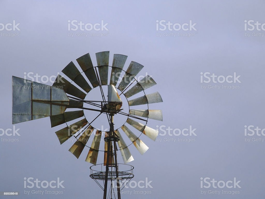 Windmill 免版稅 stock photo