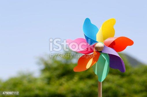 istock windmill spinning 479392112