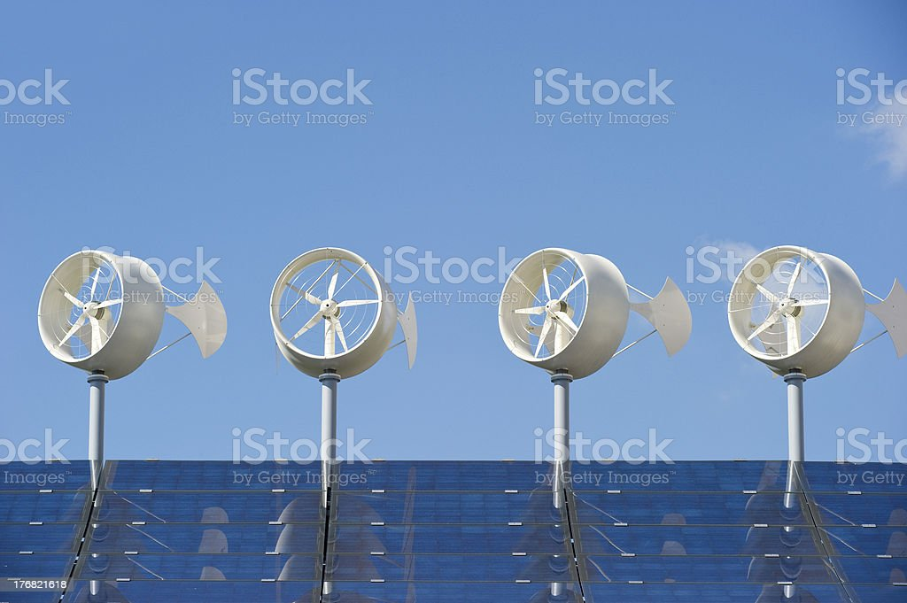 Windmühlen – Foto
